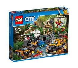 LEGO City Baza w dżungli (60161)