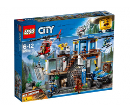 LEGO City Górski posterunek policji (60174)