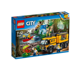 LEGO City Mobilne Laboratorium (60160)