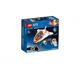 LEGO  City Naprawa satelity (60224)