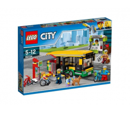 LEGO City Przystanek autobusowy (60154)