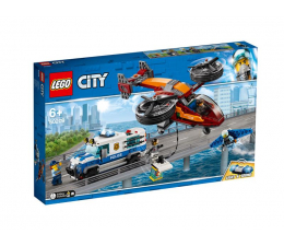 LEGO City Rabunek diamentów (60209)