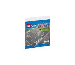 LEGO City Skrzyżowanie i zakręt (7281)