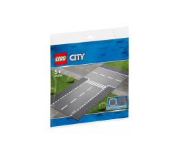 LEGO City Ulica i skrzyżowanie (60236)