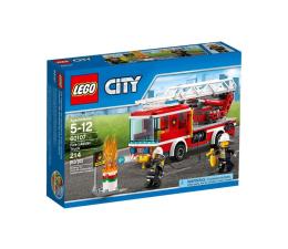 LEGO City Wóz strażacki z drabiną (60107)