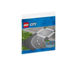 LEGO City Zakręt i skrzyżowanie (60237)