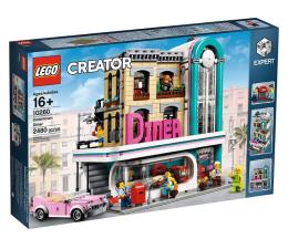 LEGO Creator Bistro w śródmieściu (10260)