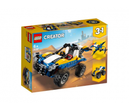 LEGO Creator Lekki pojazd terenowy (31087)