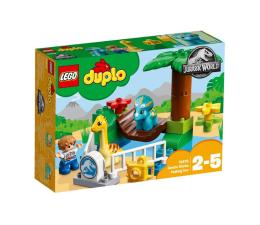 """LEGO DUPLO Minizoo """"Łagodne olbrzymy"""" (10879)"""