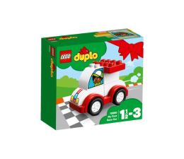 LEGO DUPLO Moja pierwsza wyścigówka (10860)