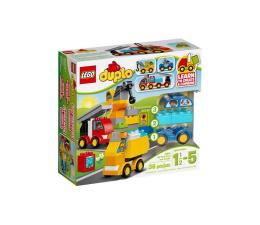 LEGO DUPLO Moje Pierwsze Pojazdy (10816)