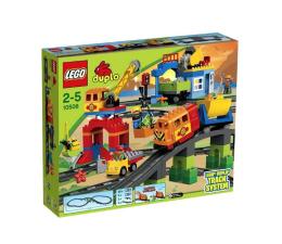 LEGO DUPLO Pociąg DUPLO – Zestaw Deluxe (10508)