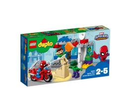 LEGO DUPLO Przygody Spider-Mana i Hulka (10876)