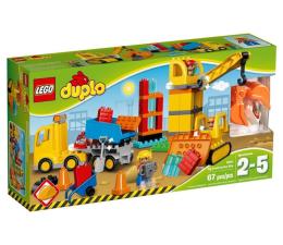 LEGO DUPLO Wielka budowa (10813)