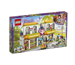 LEGO Friends Centrum zoologiczne w Heartlake (41345)