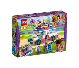 LEGO Friends Furgonetka Olivii (41333)