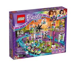 LEGO Friends Kolejka górska w parku rozrywki (41130)