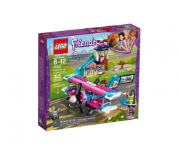LEGO Friends Lot samolotem nad Miastem Heartlake (41343)