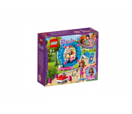 LEGO Friends Plac zabaw dla chomików Olivii (41383)