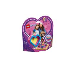 LEGO Friends Pudełko w kształcie serca Olivii (41357)