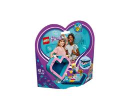 LEGO Friends Pudełko w kształcie serca Stephanie (41356)
