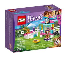 LEGO Friends Salon piękności dla piesków (41302)