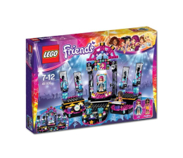 LEGO Friends Scena gwiazdy Pop (41105)