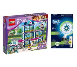 LEGO Friends Szpital w Heartlake + Oral-B Pro 750 (367052+320203)