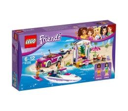 LEGO Friends Transporter motorówek Andrei (41316)