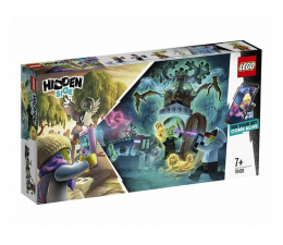 LEGO  Hidden Side Tajemnicze cmentarzysko (70420)