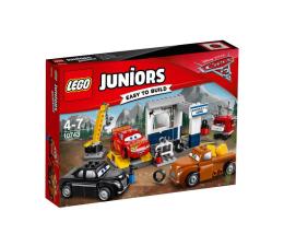 LEGO Juniors Cars Warsztat Smokey'ego (10743)
