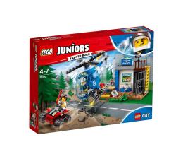 LEGO Juniors Górski pościg policyjny (10751)