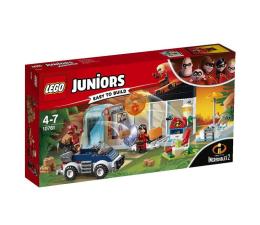 LEGO Juniors Wielka ucieczka z domu (10761)