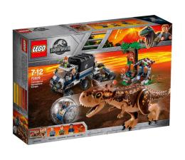 LEGO Jurassic World Ucieczka przed karnotaurem (75929)