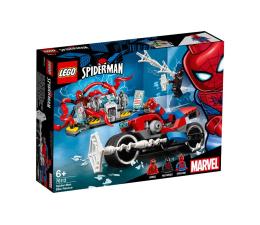 LEGO Marvel Spider-Man Pościg motocyklowy Spider-Mana (76113)