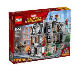 LEGO Marvel Super Heroes Starcie w Sanctum Sanctorum (76108)