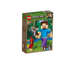 LEGO Minecraft BigFig Steve z papugą (21148)