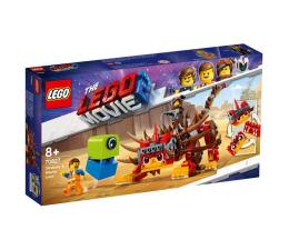 LEGO Movie UltraKocia i Lucy Wojowniczka (70827)