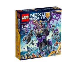 LEGO Nexo Knights Niszczycielski Kamienny Kolos (70356)