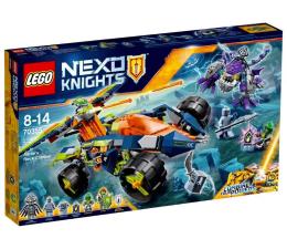 LEGO Nexo Knights Wspinacz Aarona (70355)
