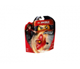 LEGO NINJAGO Kai — mistrz Spinjitzu (70633)