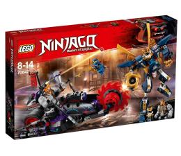 LEGO NINJAGO Killow kontra Samuraj X (70642)