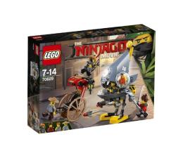 LEGO NINJAGO Movie Atak Piranii (70629)