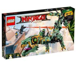 LEGO NINJAGO Movie  Mechaniczny smok zielonego (70612)