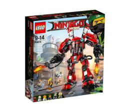 LEGO NINJAGO Movie Ognisty robot (70615)