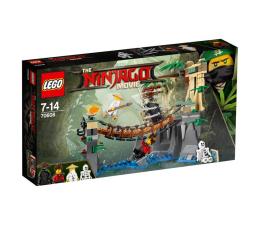 LEGO NINJAGO Movie Upadek Mistrza (70608)