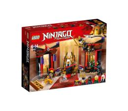 LEGO NINJAGO Starcie w sali tronowej (70651)