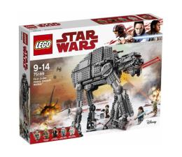 LEGO Star Wars Ciężka maszyna krocząca (75189)
