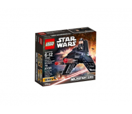 LEGO Star Wars Mikromyśliwiec wahadłowiec Krennica (75163)