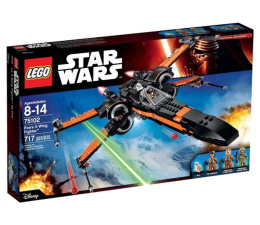 LEGO Star Wars Poe's X-Wing Starfighter (75102 )